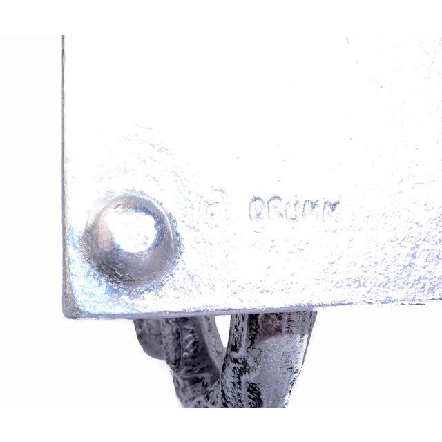 Don Drumm Cast Aluminum Cat For Sale In Miami - Image 6 of 7