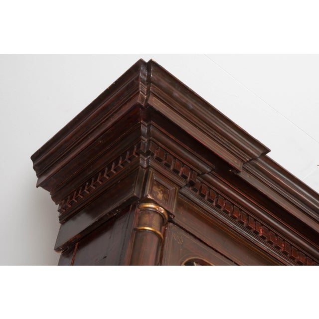 19th Century English Regency Library Bookcases - a Pair For Sale - Image 10 of 13