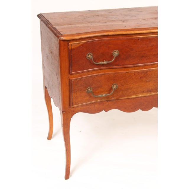 1900 - 1909 1900 Louis XV Provincial Style Chest of Drawers For Sale - Image 5 of 13
