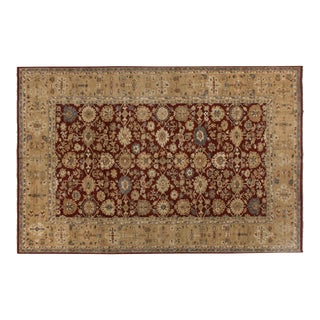 New Agra Carpet - 12' X 18' For Sale