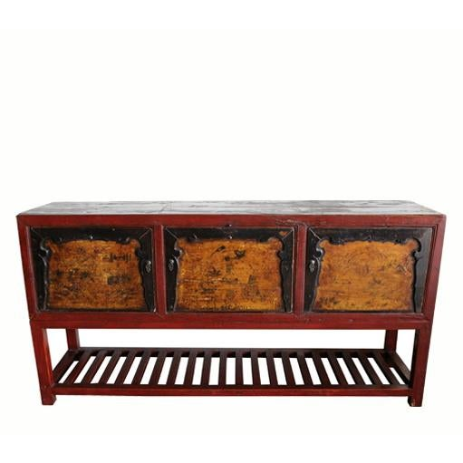Antique Farm Table From Gansu China Chairish - Farm table boston