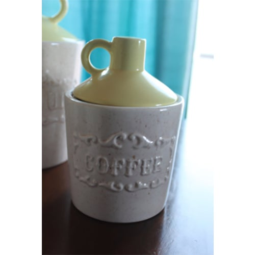 Vintage Mid-Century Canisters - Set of 4 - Image 6 of 6