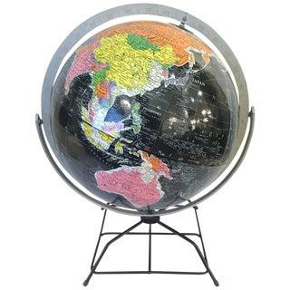 Replogle Starlight Globe on Modernist Stand
