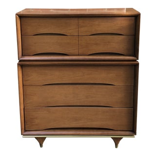 Vintage Kent Coffey The Elegante Highboy For Sale
