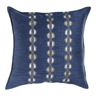 Souk Indigo Pillow For Sale