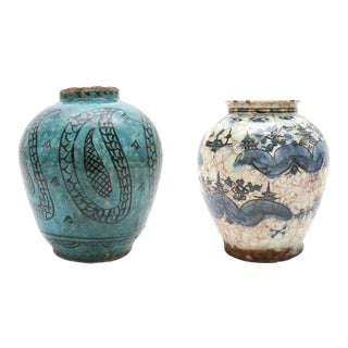 Oriental Ceramic Vases For Sale