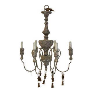 Candlestick Chandelier For Sale