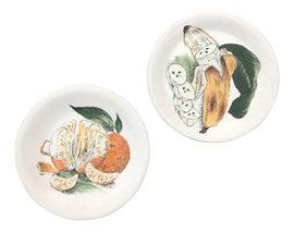 Image of Staffordshire Decorative Plates
