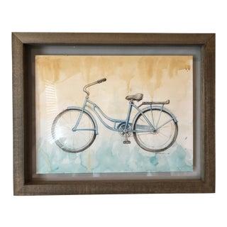 Rick Sargent Cruiser Framed Drawing For Sale
