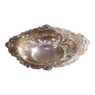 C. 1910 American Sterling Centerbowl For Sale