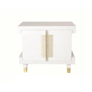 Simon Nightstand With Doors Preview