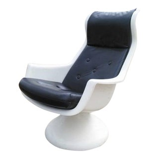 Alf Svensson Mid-Century Galaxy Lounge Chair For Sale