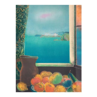 'View of the South of France' by Pierre Garcia Fons, Academie Chaumiere, Museum of Modern Art Paris, Benezit For Sale