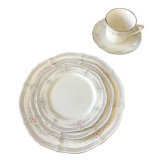 Rothschild by Noritake Place Setting - 5 Pieces
