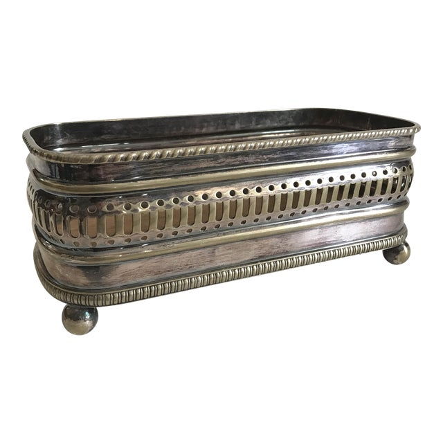 Dish - Silverplate Dish C. 1868 by Gorham - Image 1 of 9