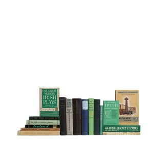 Luck of the Irish Book Set, S/17 For Sale