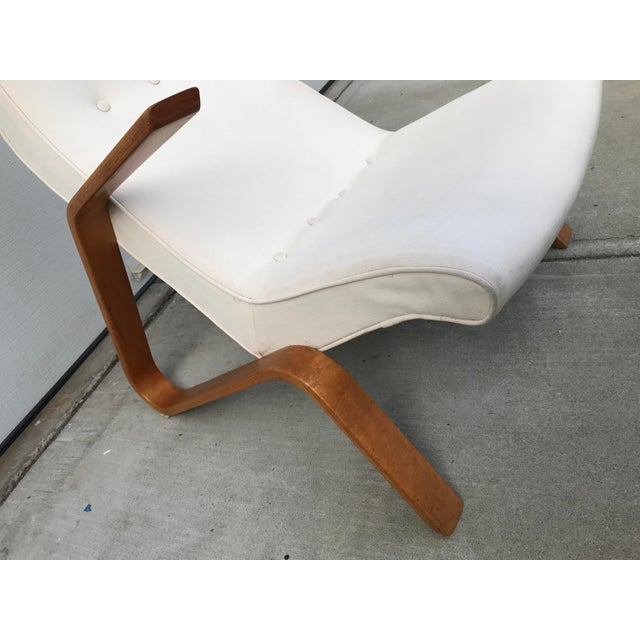 1950s Early Series Knoll Grasshopper Chair For Sale - Image 5 of 13