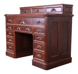 Image of Victorian Secretary Desks