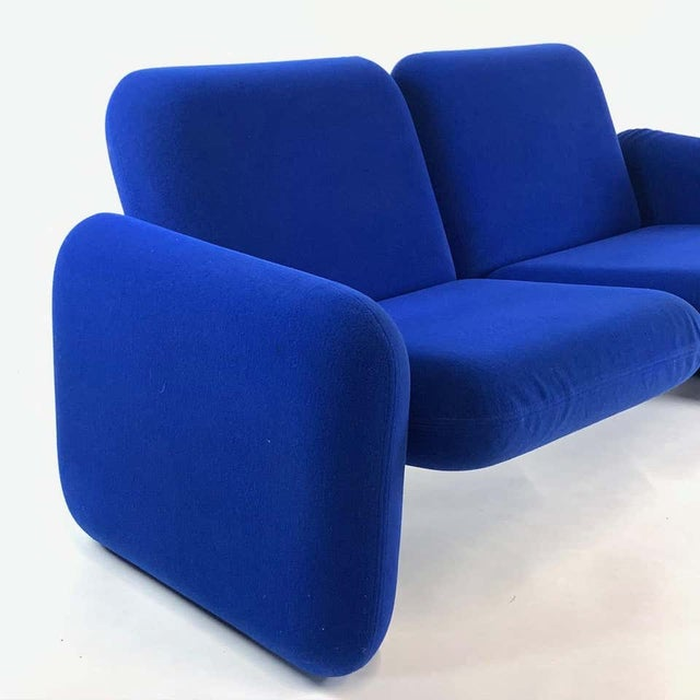 "Iconic Modern Design 1970s ""Chiclet"" Sofa Settee by Ray Wilkes for Herman Miller For Sale - Image 11 of 13"