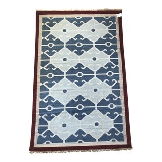 Jaipur Anatolia Sultan Reversible Area Rug - 5′ × 8′ For Sale
