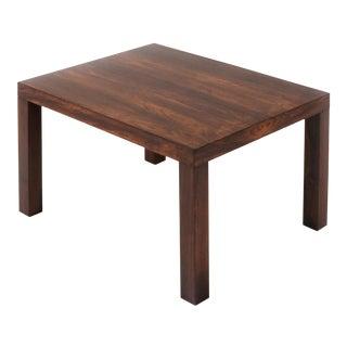 1970s Centrum Møbler Denmark St. Merløse Rosewood Table For Sale