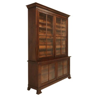 French Vitrine or Specimen Cabinet, circa 1891 For Sale
