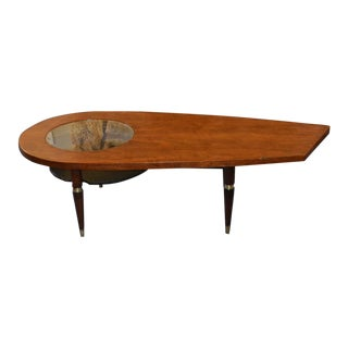 Mid-Century Modern Kagan Style Biomorphic Coffee Table