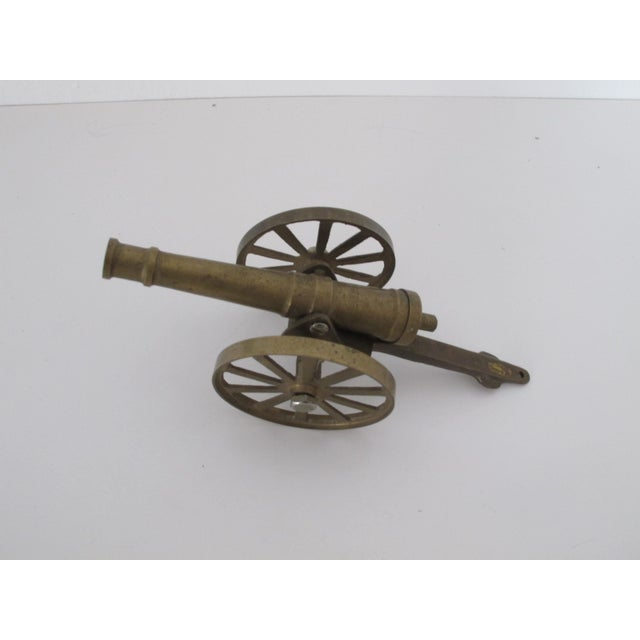 Brass Cannon - Image 4 of 5