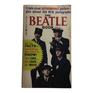 1964 The Beatle Book First Edition Book For Sale