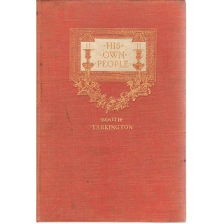"""1907 """"First Edition, His Own People"""" Collectible Book For Sale"""