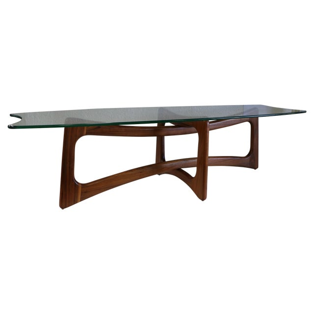 Adrian Pearsall Mid Century Modern Coffee Table - Image 1 of 9