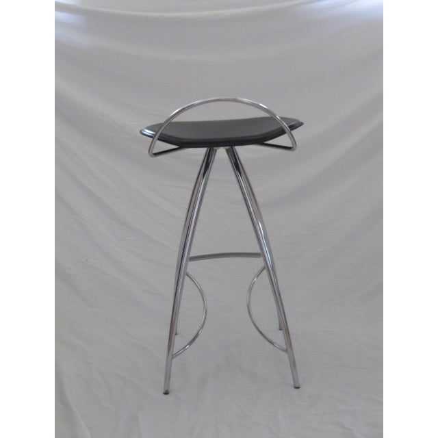 Cattelan Italian Leather Counter Stools- Set of 3 - Image 7 of 9