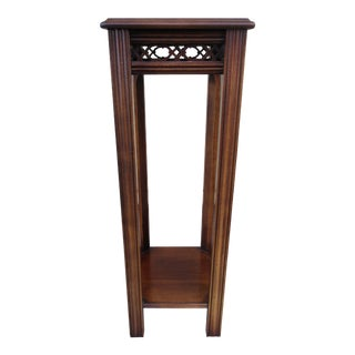 20th Century Art Deco Lane Furniture Plant Stand For Sale