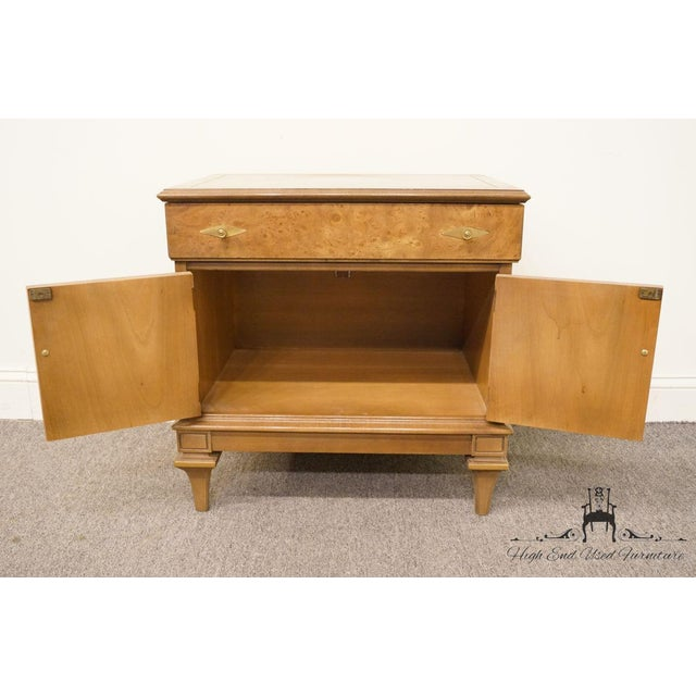 Late 20th Century Vintage American of Martinsville Nightstand For Sale In Kansas City - Image 6 of 12