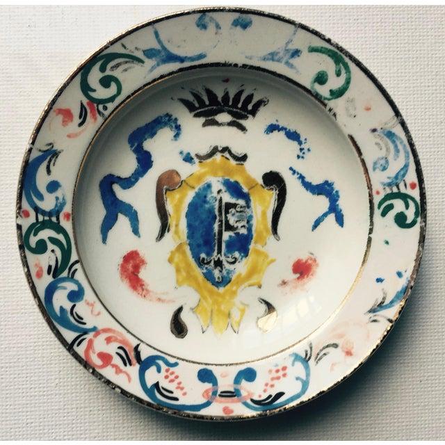 Paint 5 Vintage Florentine Trinket Dishes For Sale - Image 7 of 10