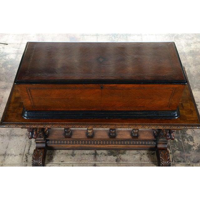 F Conchon 19th Century Swiss Cylinder Music Box - Image 2 of 11