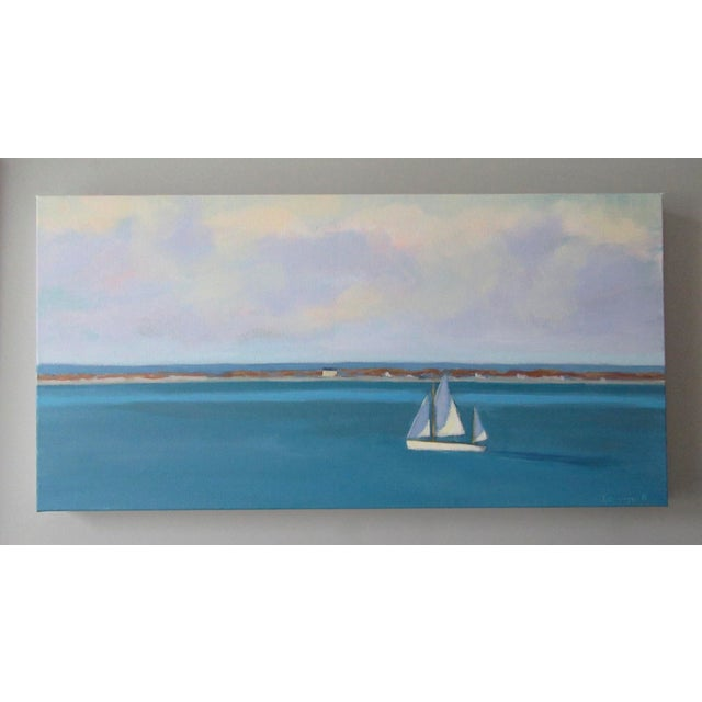 Impressionist Martha's Vineyard by Anne Carrozza Remick For Sale - Image 3 of 6