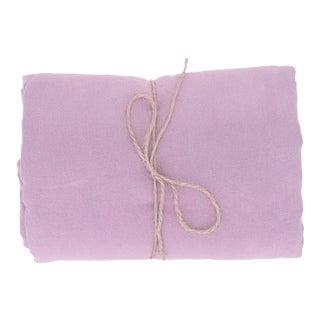 Lavande Linen Tablecloth 170 x 250 For Sale