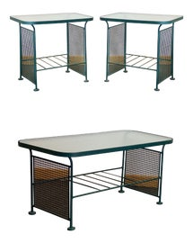 Image of Woodard Furniture Co. Outdoor Tables