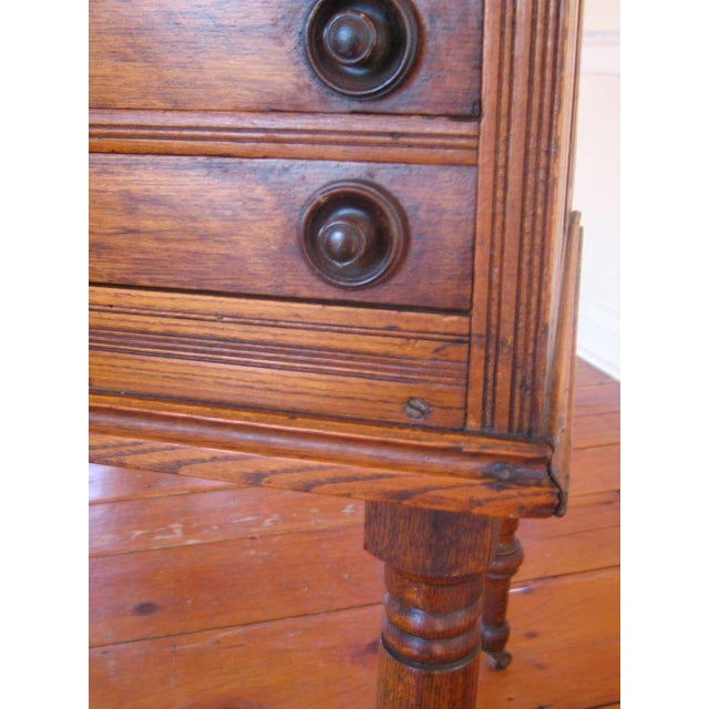 Traditional 1900s Traditional Clark's Thread Cabinet For Sale - Image 3 of 4