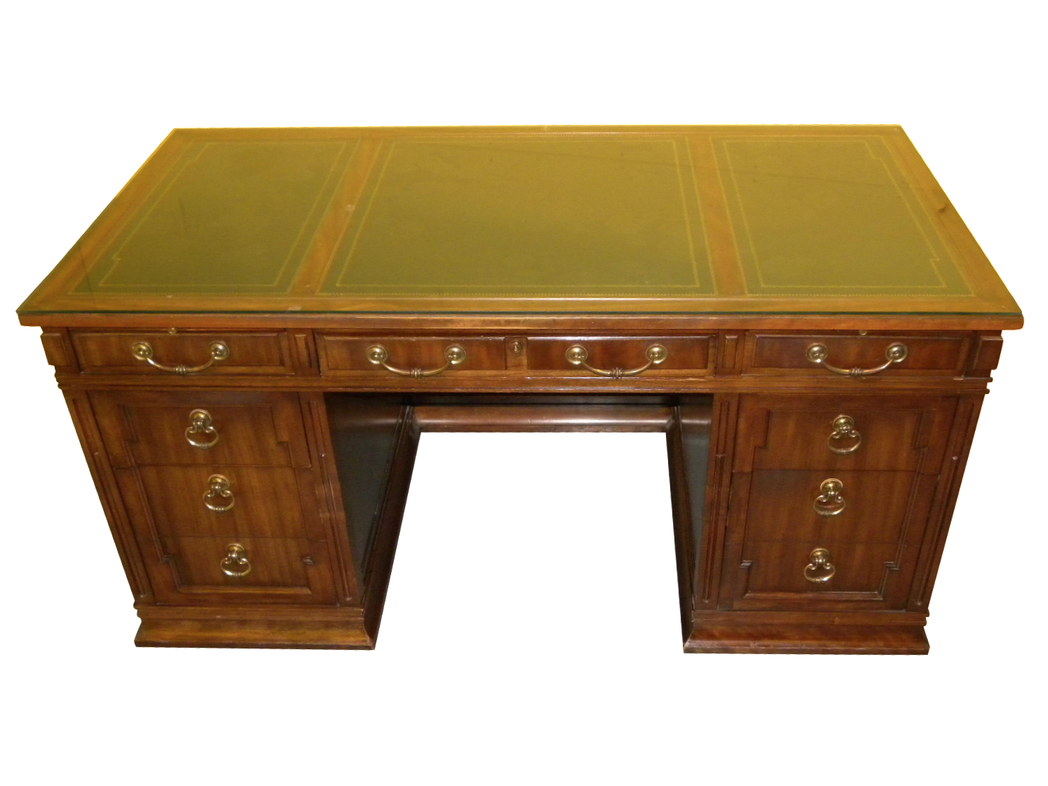 sligh furniture office room. Leather Top Mahogany Desk By Sligh Furniture Office Room