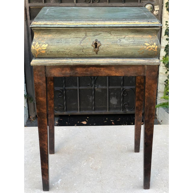 Minton Spidell Box Form Side or End Table