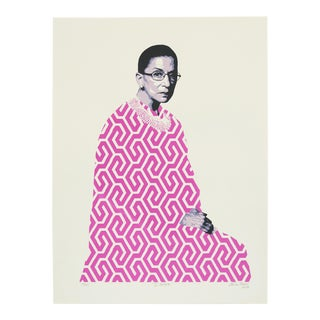 Artist, Julie Torres Rbg Limited Print Signed and Numbered For Sale