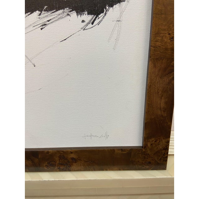 Gianfranco Cioffi Sumi Ink Painting For Sale - Image 4 of 12
