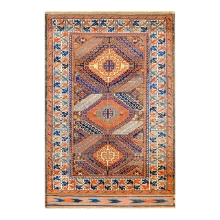Early 20th Century Baluch Rug For Sale