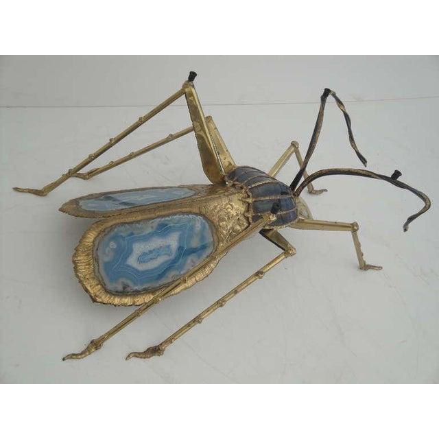 Henri Fernandez Beetle Sculpture or Coffee Table for Atelier Duval-Brasseur - Image 3 of 10