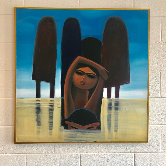 6 Bathers by Khoo Sui Hoe For Sale - Image 13 of 13