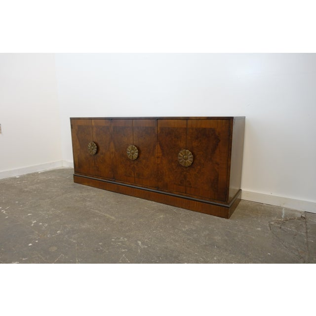 1940s Vintage Art Deco Credenza by RomWeber For Sale - Image 13 of 13
