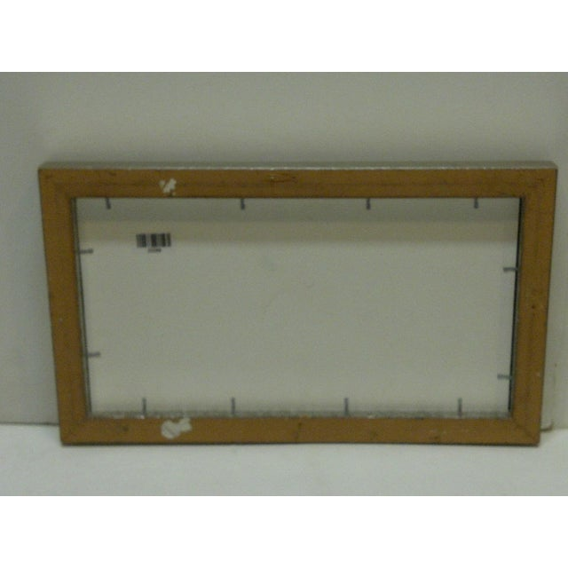 C. 1970 Glass Display Top 25 Cent Draw Poker Machine Sign For Sale - Image 5 of 5