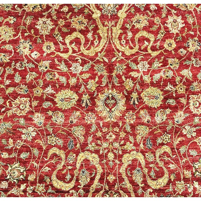 Based on authentic Persian designs and using only the finest of wool's, these hand woven rugs are truly timeless classics....
